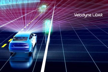 Velodyne Lidar to Present Breakthrough Technology for Autonomy and Driver Assistance at Consumer Electronics Show (CES) 2019