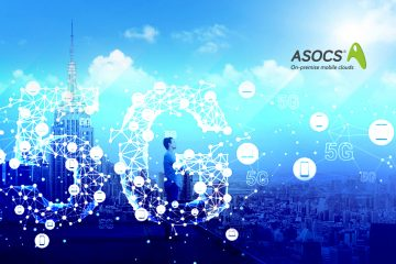 ASOCS Announces 5G Single Software Stack on Mobile Edge Cloud