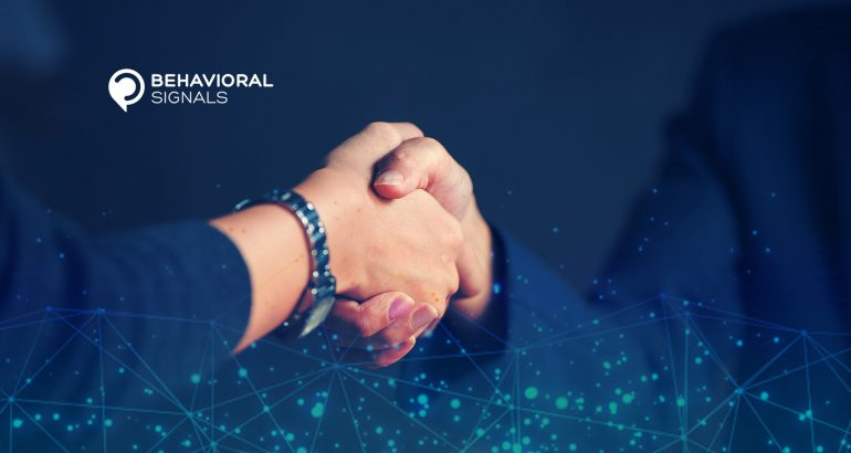 Behavioral Signals Names Rana Gujral Chief Executive Officer