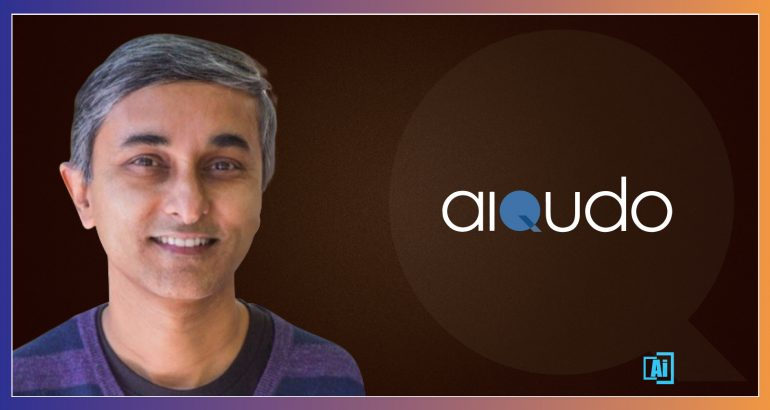 AiThority Interview Series With Rajat Mukherjee, Co-Founder and CTO at Aiqudo