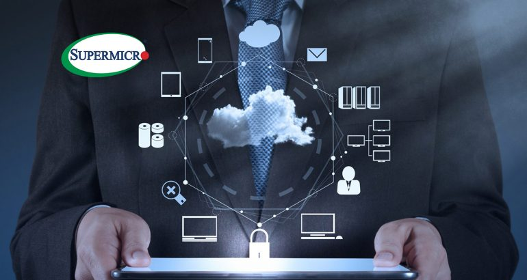 Supermicro Scale-Up Servers Deliver Affordable, Next Generation In-Memory Computing to the Cloud