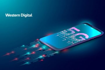 Western Digital's UFS 3.0 EFD Empowers 5G Mobility