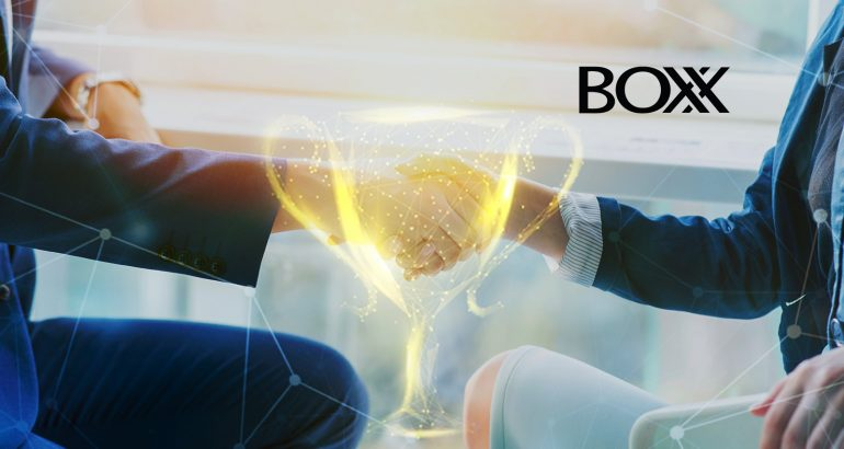 BOXX Technologies Receives Americas 2018 NVIDIA Partner Network Professional Visualization Partner of the Year Award