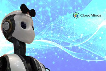 CloudMinds Technology Launches Its Cloud-Based Intelligent Service Robot – XR-1