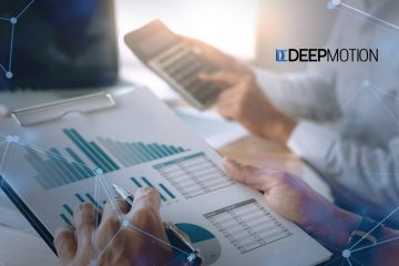 DeepMotion Secures $2.2 Million Investment from Samsung Venture Investment Corp and Scrum Ventures