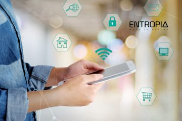 Entropia Launches Aladdin for B2C IoT Services in Joint Venture with Rudra Labs