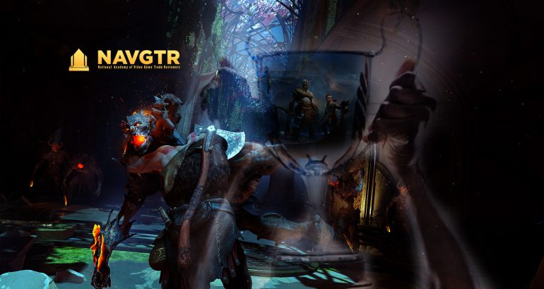 God of War Wins 16 NAVGTR Awards, a Feat That Took 18 Years