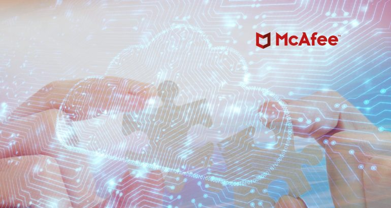 McAfee Unveils Integration with Microsoft Teams to Secure and Manage Collaboration in the Cloud