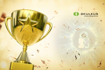Oculeus Wins Another Cybersecurity Award for Protecting Enterprises Against PBX Hacking and Toll Fraud