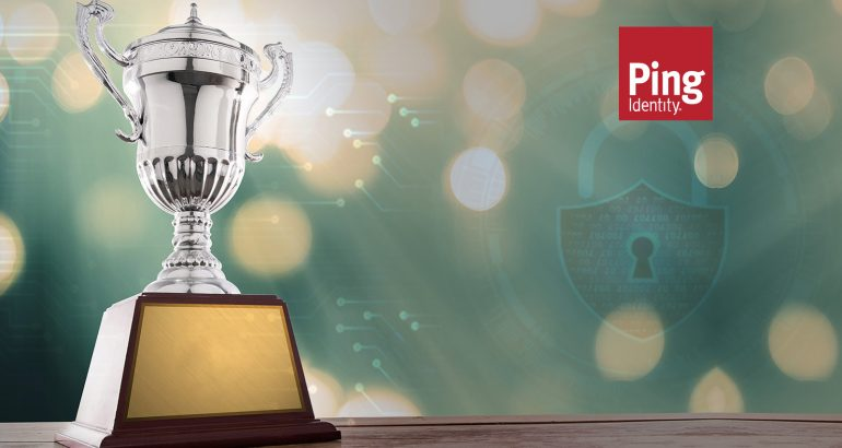 Ping Identity's API Cybersecurity Solution Wins Two More Industry Awards