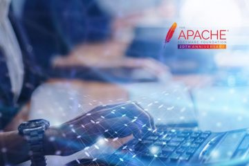 """The Apache Software Foundation Celebrates 20 Years of Community-Led Development """"The Apache Way"""""""