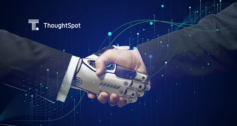 ThoughtSpot Partners with Alteryx to Advance Analytics with AI