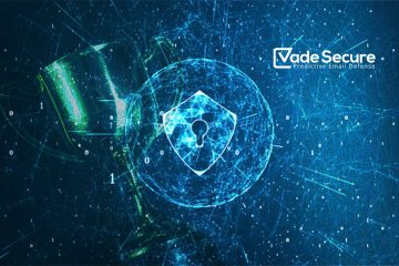 Vade Secure for Office 365 Wins Three Prestigious Cybersecurity Awards