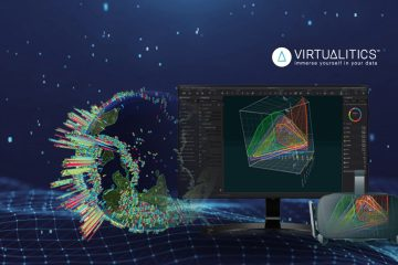 Virtualitics Announces New Software Release That Unlocks Key Insights Through AI and Immersive Visualization