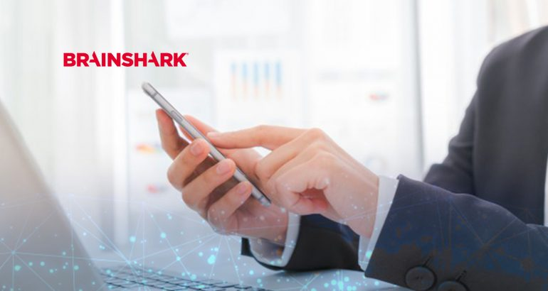Brainshark Is a 'Best Sales Enablement Solution' Winner In 2019 Stevie Awards For Sales & Customer Service