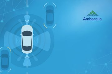 Ambarella and Momenta Unveil HD Mapping Platform for Autonomous Vehicles