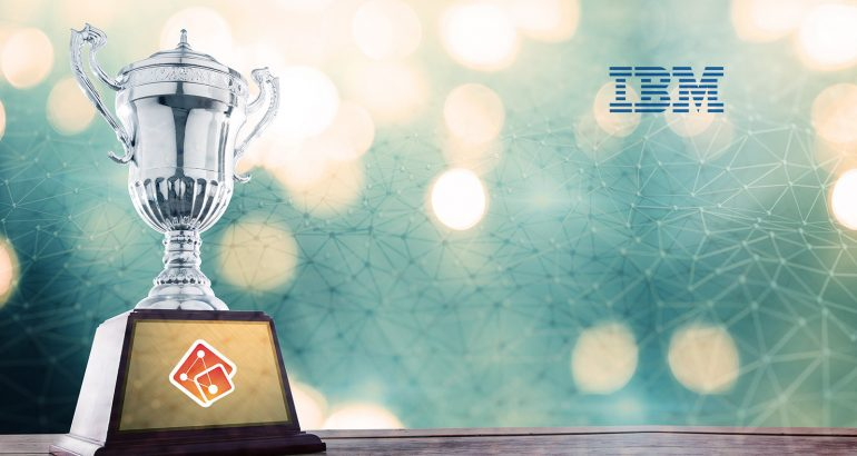 IBM's Global Supply Chain Transformation Wins 2019 NextGen Supply Chain Leadership Award for Blockchain and IoT