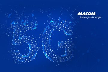 MACOM and Goertek Form Joint Venture to Service China's 5G Build out