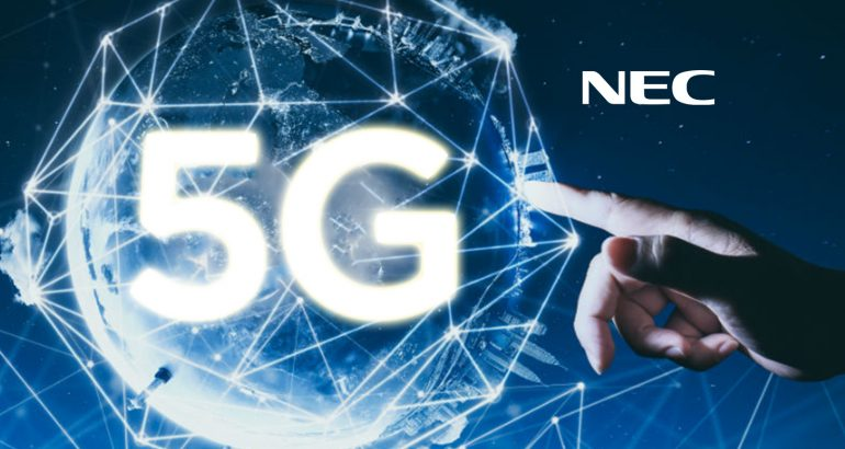 NEC and Ceragon Collaborate to Expand 5G Wireless Backhaul Business Globally