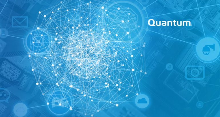 Quantum Introduces New Product Line Designed for Video Surveillance and Industrial IoT