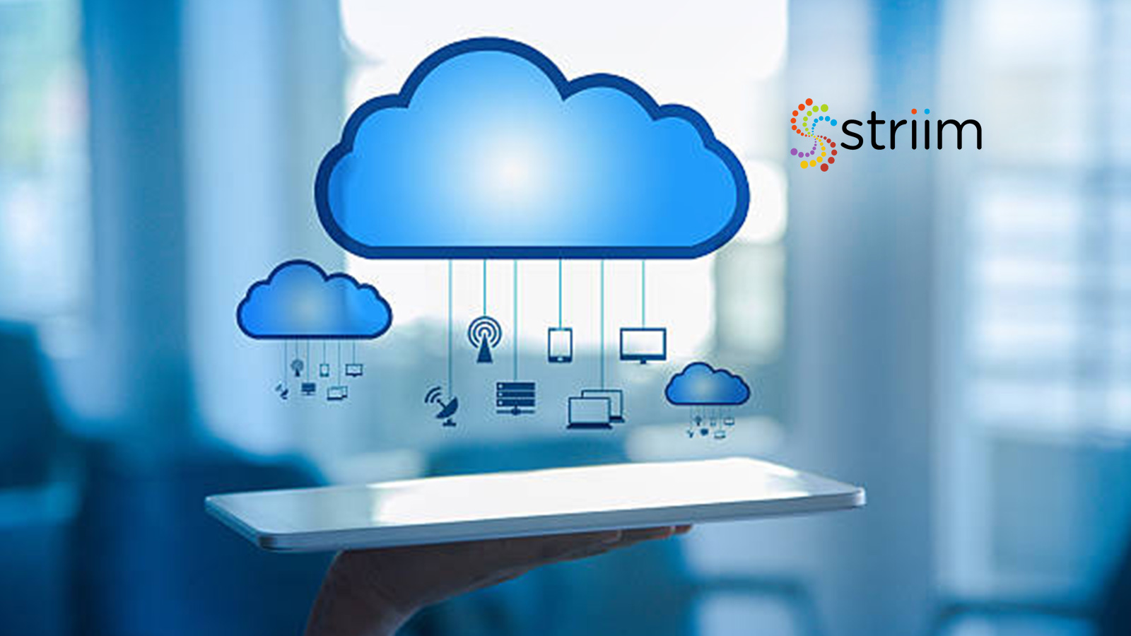 Striim Launches PaaS Solution for Real-Time Data Integration to