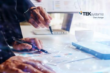 TEKsystems Global Services Earns the AWS Data & Analytics Competency Status