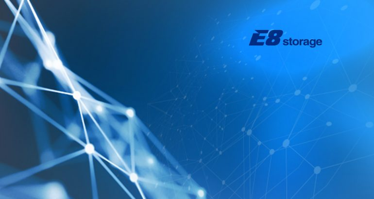 E8 Storage Announces Partnership with ThinkParQ to Deliver High Performance File Storage Infrastructure for Data Intensive Workloads