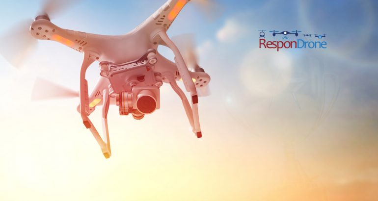EU and South Korea Award €8.3 Million to ResponDrone Project to Apply Drone Fleets to Control Natural Disasters