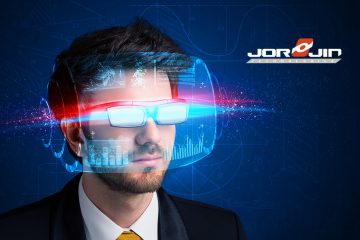 Jorjin Releases New AR/MR Smart Glasses Redefining Smart Space at Computex 2019
