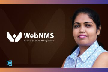AiThority Interview With Karen Ravindranath, Director, WebNMS