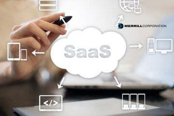 Merrill Corporation Upgrades Datasiteone SaaS Application with Enhancements to Streamline Due Diligence Process for Deal Makers