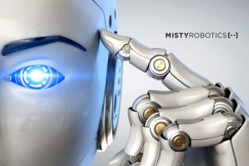 Misty Robotics Selects Microsoft's .NET Core for Its Robot Platform and Tools