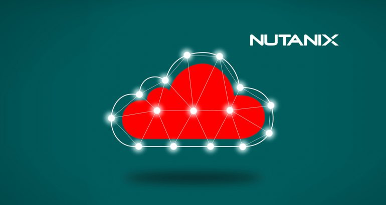 Nutanix Expands MultiCloud Solution Portfolio