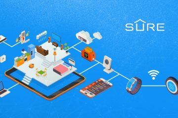 Videostrong and SURE Universal Announce IoT Smart Home Solution