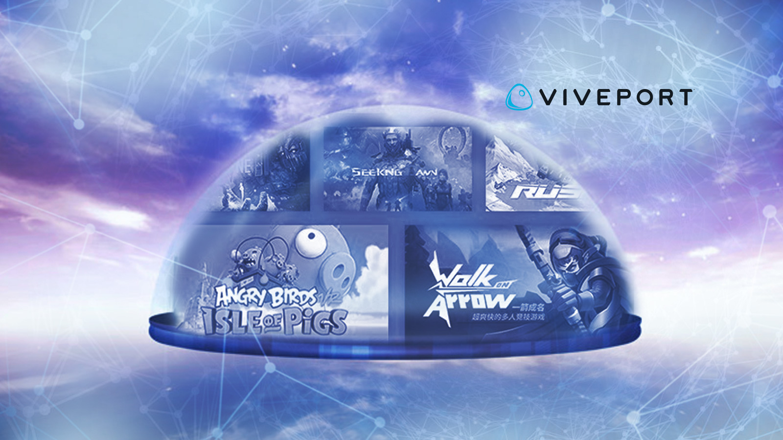 Windows Mixed Reality Headsets to Gain Viveport and Viveport