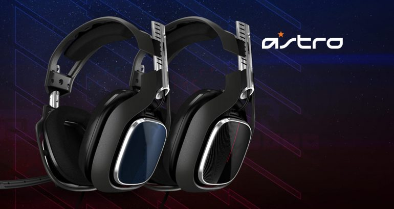 ASTRO Gaming Delivers Absolute Audio Immersion with New A50 Wireless Gaming Headset