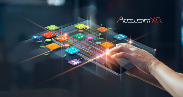 AcceleratXR Announces Ground-Breaking Network Engine