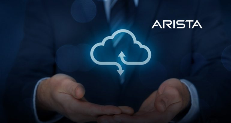 Arista Cognitive Cloud Networking Redefines the Campus