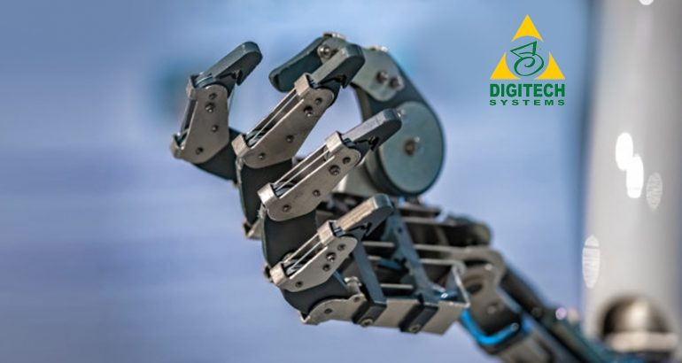 Digitech Systems Recognized as Top RPA Solution