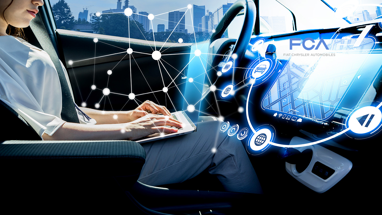 FCA to Launch New In-vehicle Uconnect Market Commerce Platform