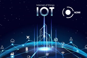 Huawei Has Combined It's Market Leading NB-IoT Device Soc With NOWI's Energy Harvesting PMIC to Enable New Internet of Things Applications Requiring Ultra-low Power Autonomous Operation