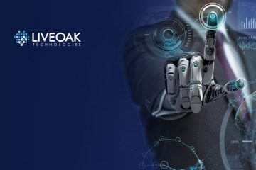 Liveoak Technologies Closes $8 Million Funding Round Led by S3 Ventures