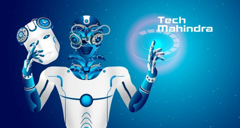 Meet K2, Tech Mahindra's AI-Based HR Humanoid