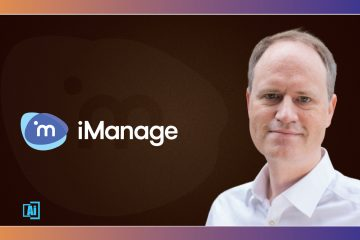 AiThority Interview with Peter Wallqvist, Vice President of Strategy at iManage