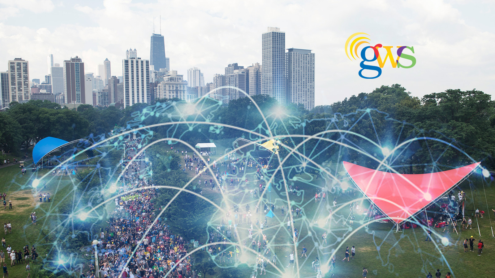 Reliable Mobile Networks Connected at Pokémon Go Fest 2019 in Chicago