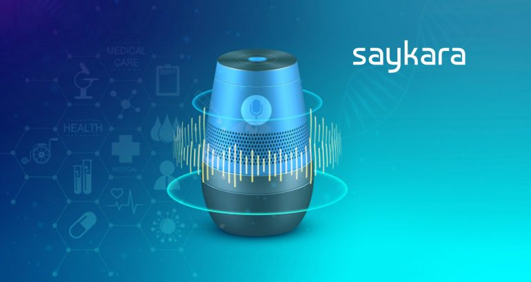 Saykara Launches First Fully Ambient AI Healthcare Voice Assistant