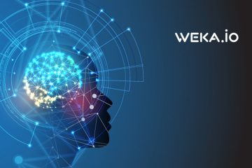 WekaIO Recognized for Innovation with 2019 AI Breakthrough Award