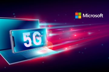 AT&T and Microsoft Pair-Up for Advanced Cloud, AI and 5G Innovations