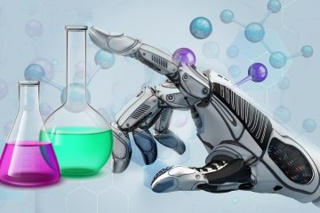 Role of IoT and Robotics in Chemical Industry