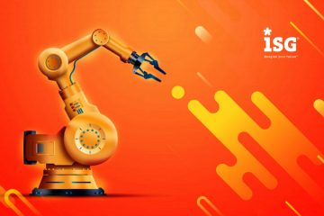 ISG Bot 3.0 Study Finds Rapid Enterprise Adoption of Automation and Cognitive Technology